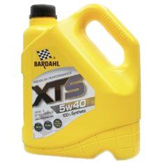 Моторное масло Bardahl XTS 5W40 4 л.