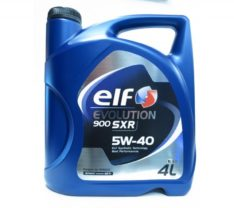 "Моторное масло Elf ""Evolution. 900 SXR"", 5W-40"